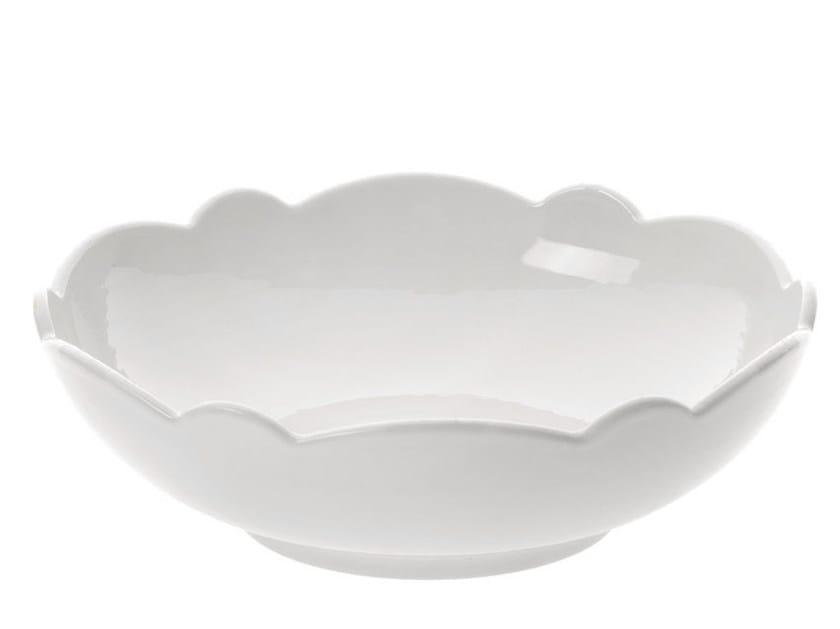 Porcelain bowl DRESSED   Bowl - ALESSI