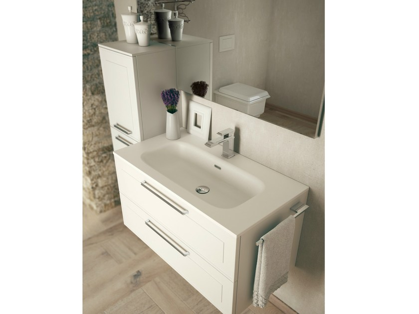 Bathroom furniture set DRESSY COMP 07 - IdeaGroup