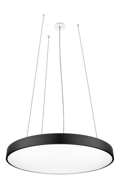 Contemporary style indirect light LED aluminium pendant lamp DRONE PENDANT by ONOK Lighting