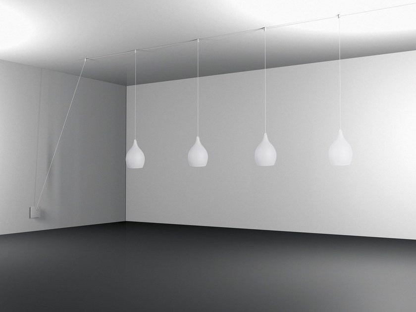 LED pendant lamp DROP - Cattaneo Illuminazione