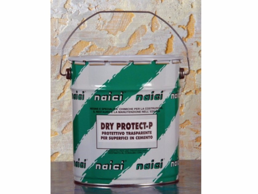 Surface protector for concrete DRY PROTECT/P - NAICI ITALIA