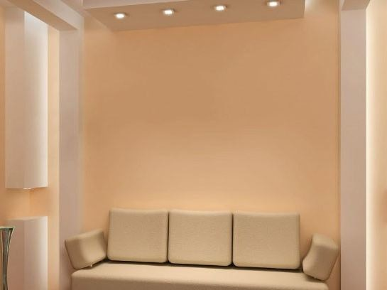 Pittura acrilvinilica per interni drywall paint oikos for Oikos colori interni