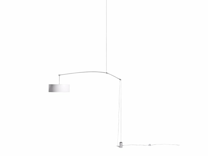 Swivel adjustable adjustable pendant lamp DT LIGHT - DE PADOVA