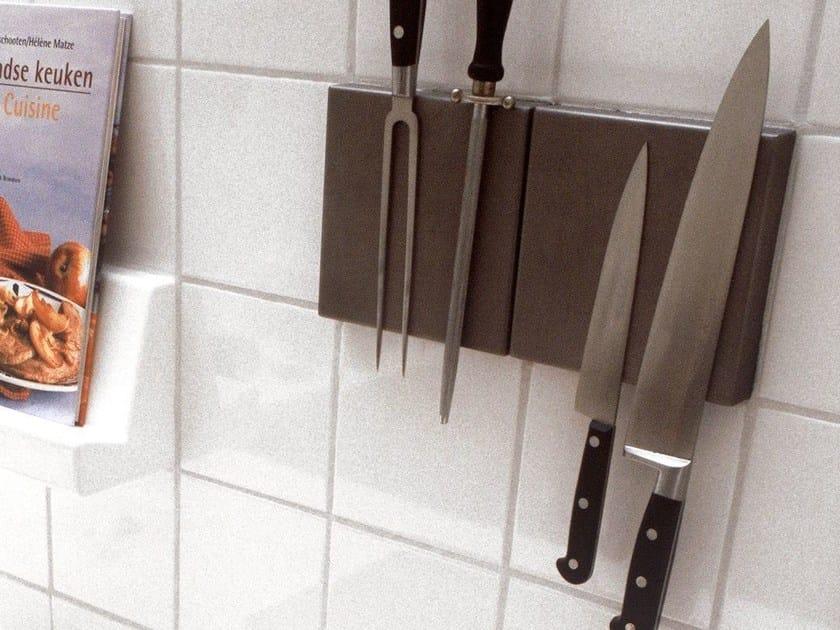Utensil holder / dry erase board DTILE | Magnetic dry erase board by DTILE