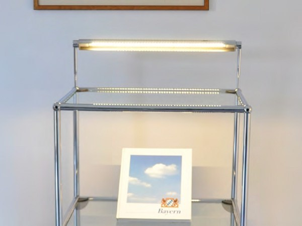 Furniture lighting SHELF LIGHT DUO LED by betec Licht AG