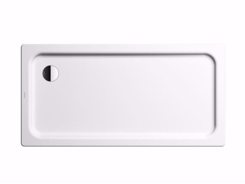 Built-in rectangular shower tray DUSCHPLAN XXL - Kaldewei Italia