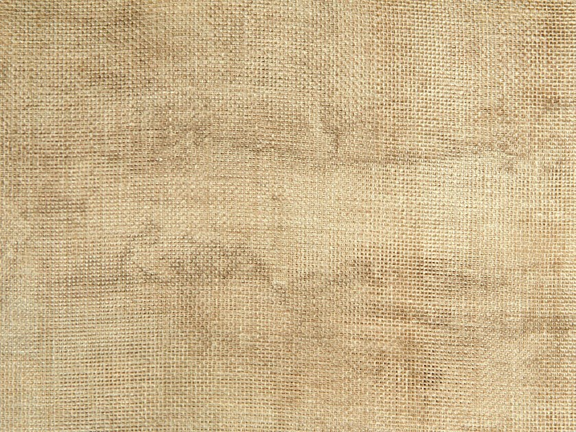 Washable polyester fabric for curtains DUST by Aldeco