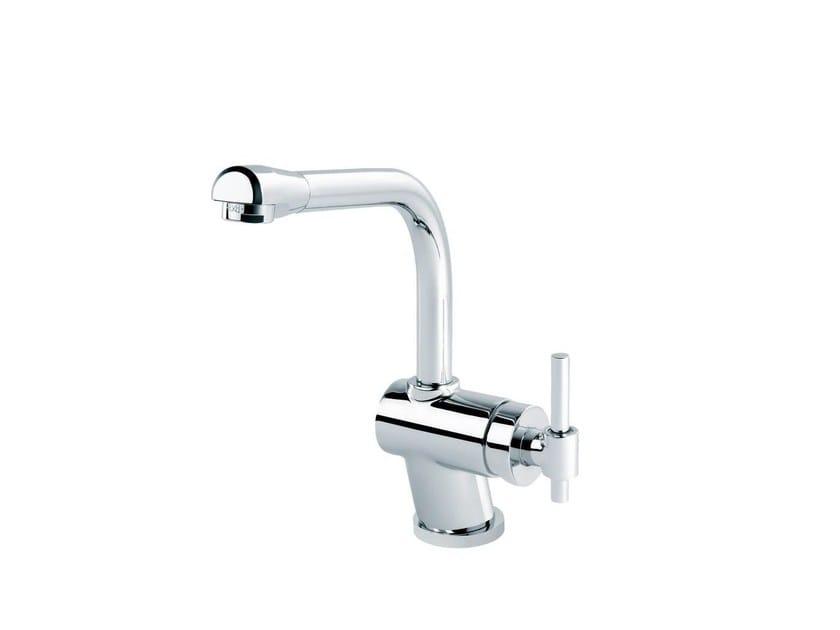 Countertop 1 hole kitchen mixer tap with swivel spout DYNAMIC | Kitchen mixer tap by rvb