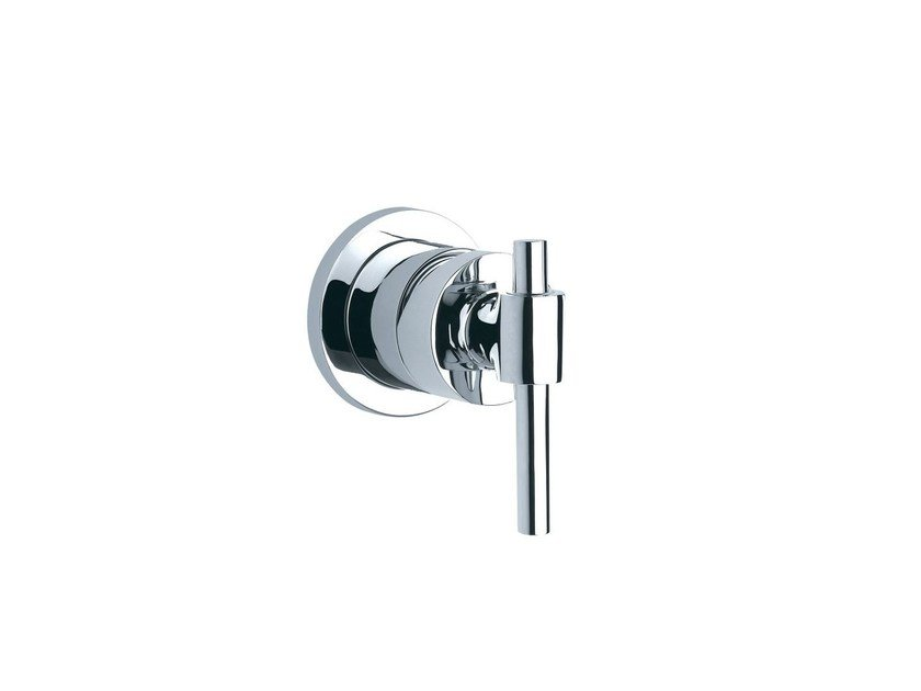 1 hole shower mixer DYNAMIC | Shower mixer by rvb