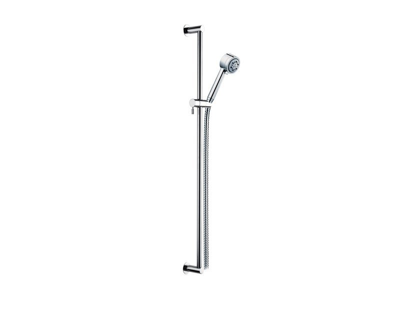 Shower wallbar with hose DYNAMIC | Shower wallbar - rvb