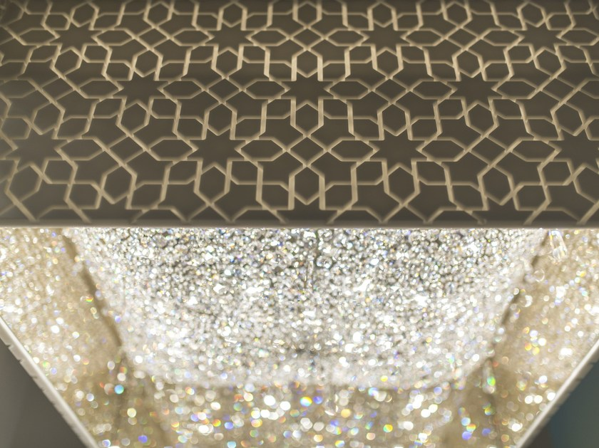 Crystal pendant lamp DEEP SKY ORIENT | Crystal pendant lamp - Manooi