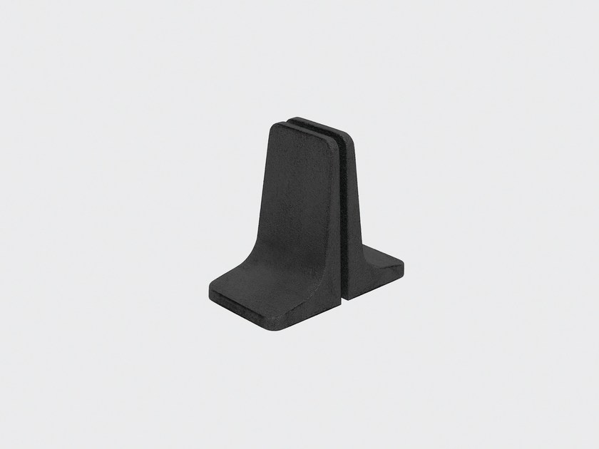 Cast iron bookend KYUZO | Bookend - Matter Made