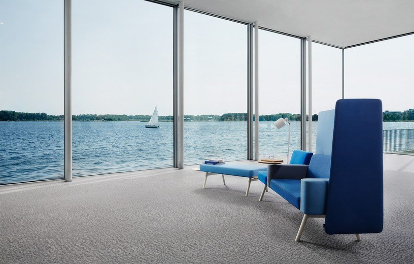 Carpet tiles Desso AirMaster® Oxy - TARKETT