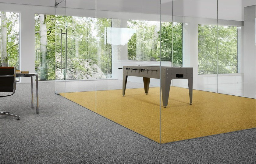 Carpet tiles Desso AirMaster® Sphere by TARKETT