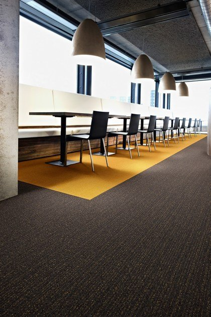 Carpet tiles Desso Halo by TARKETT