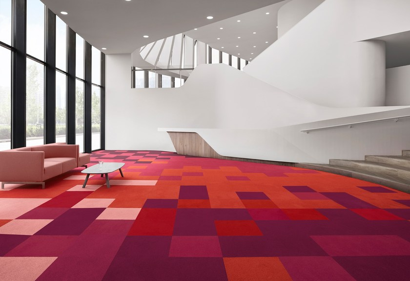 Carpet tiles Desso Palatino - TARKETT