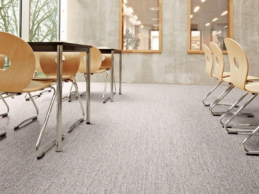 Carpet tiles Desso Trace by TARKETT