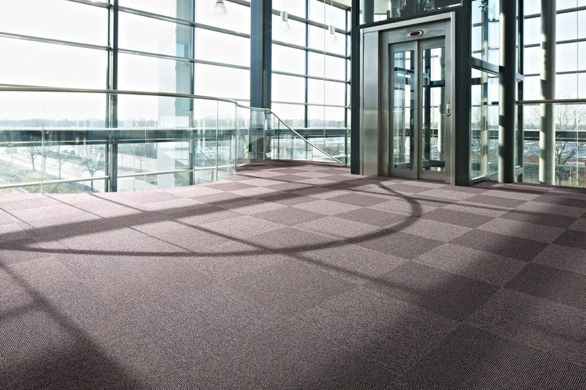 Carpet tiles Desso Verso - TARKETT