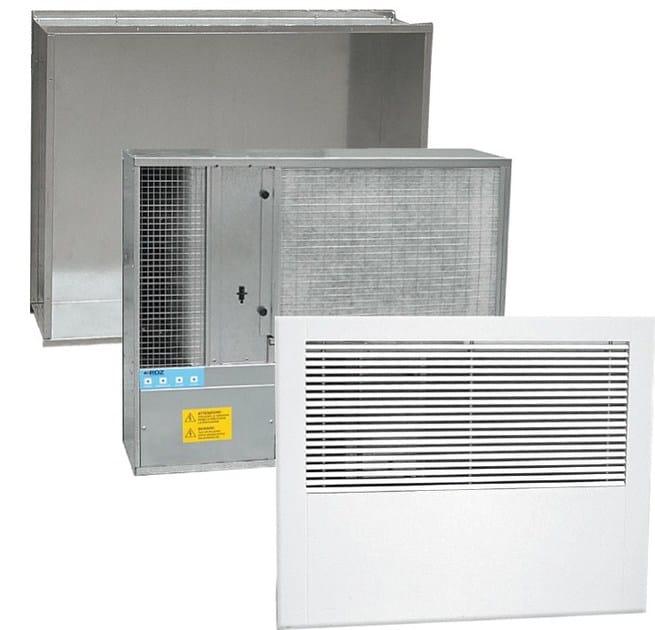 Built-in air treatment unit Deumidificatore RNW 214 by RDZ