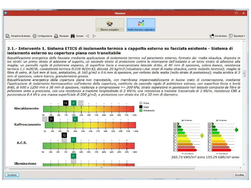 Energy certification Energy certification - ATH ITALIA - Divisione software
