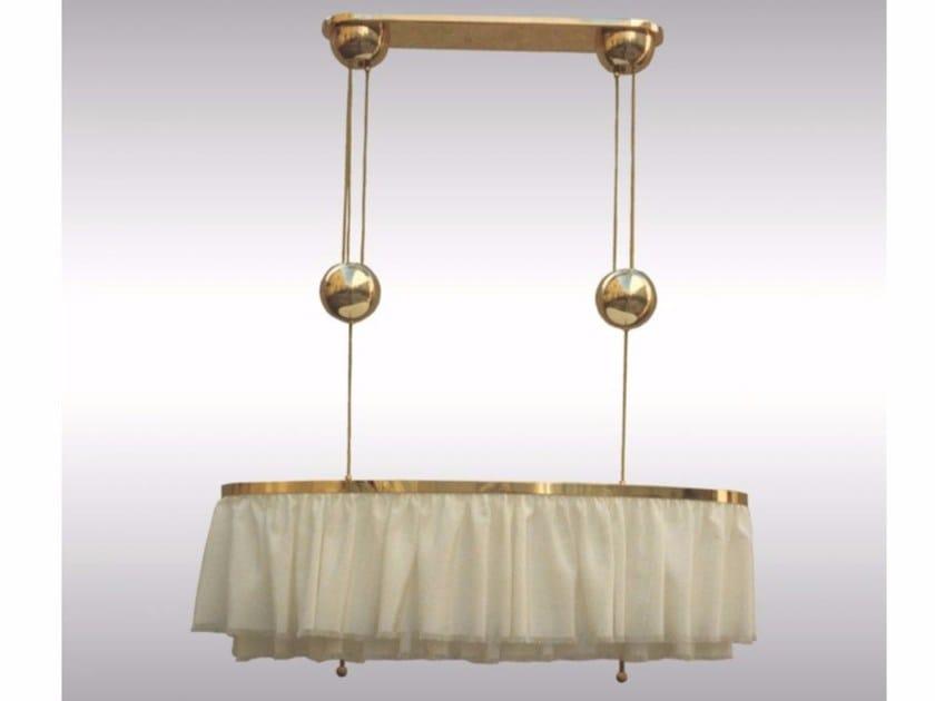 Classic style pendant lamp DINNER - Woka Lamps Vienna