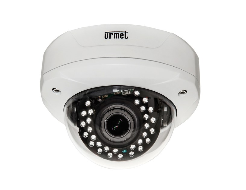Surveillance and control system Dome antivandalo AHD 1080p 2,8-12 mm by Urmet