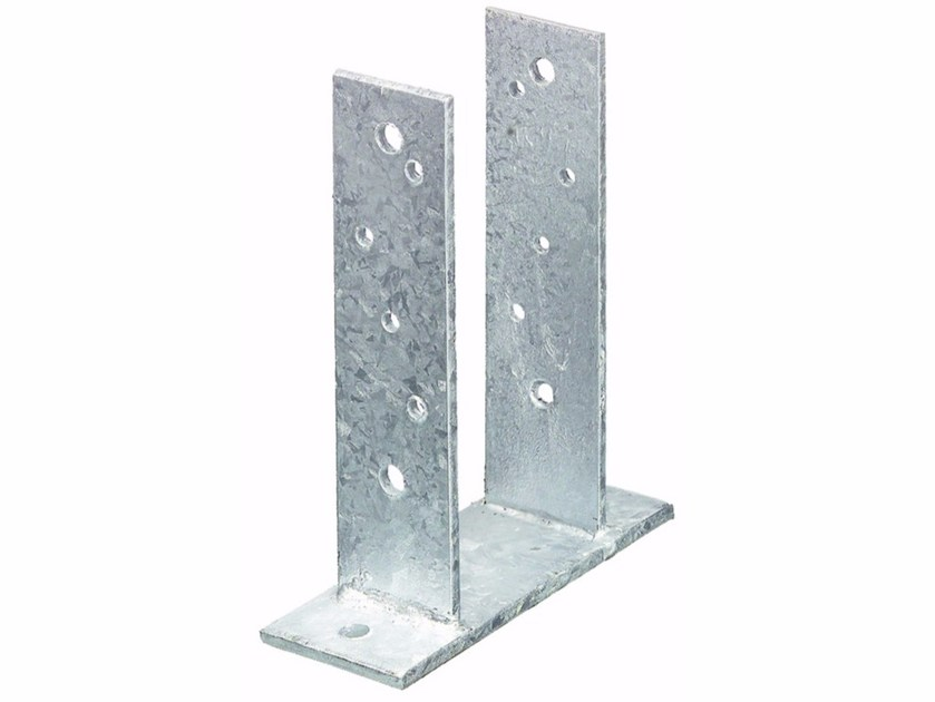Galvanized steel support Double support - Unifix SWG