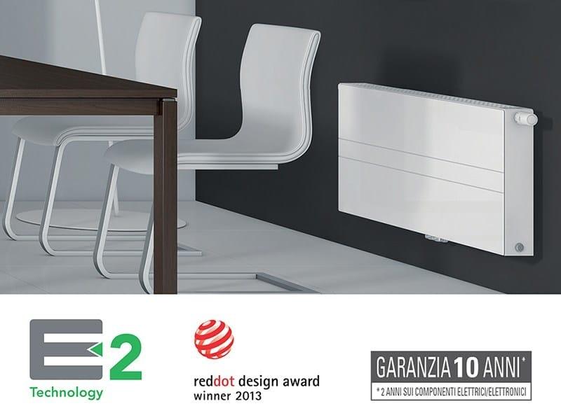 Low temperature steel panel radiator E2   Low temperature radiator by EMMETI