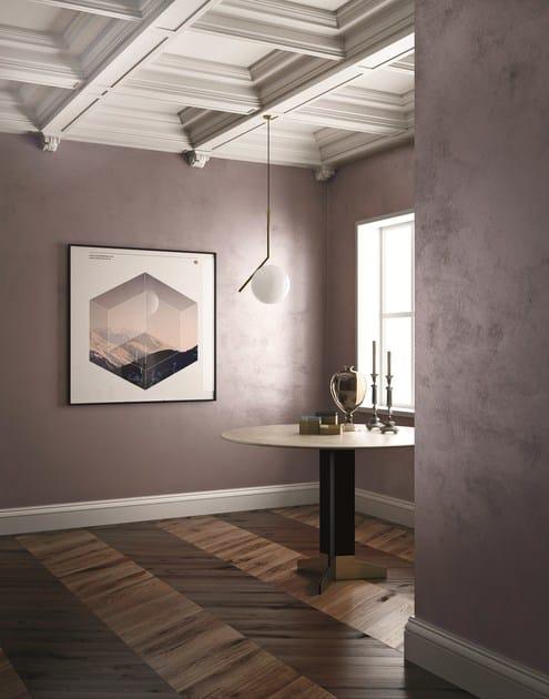 finitura decorativa per interni ad effetto metallico easy art san marco. Black Bedroom Furniture Sets. Home Design Ideas