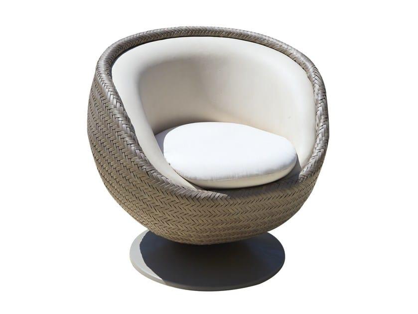 Swivel chair EASY 23296 - SKYLINE design