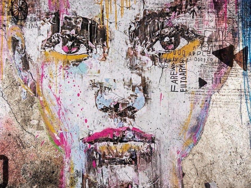 Decorative panel ECG-01 - MOMENTI di Bagnai Matteo