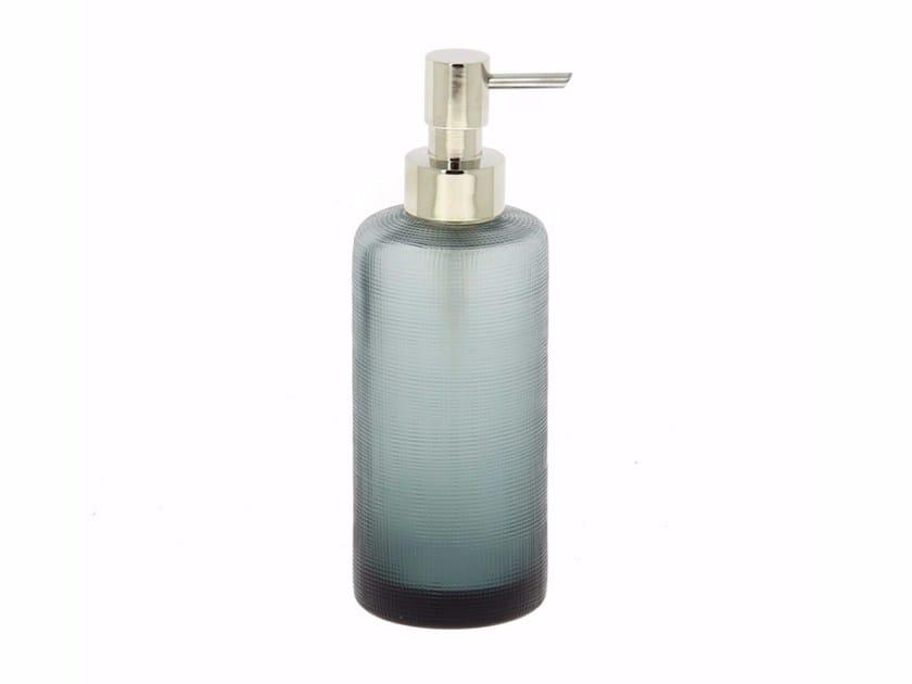 Dispenser di sapone liquido in vetro ECLAT | Dispenser di sapone liquido - Compagnie Française de l'Orient et de la Chine