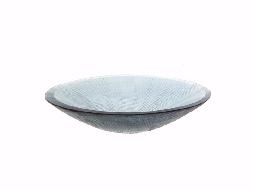 Countertop glass soap dish ECLAT | Soap dish - Compagnie Française de l'Orient et de la Chine