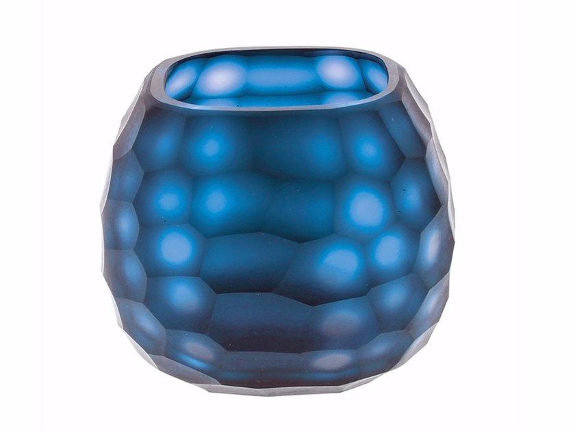 Vaso / portacandele in vetro ECLAT | Vaso - Compagnie Française de l'Orient et de la Chine