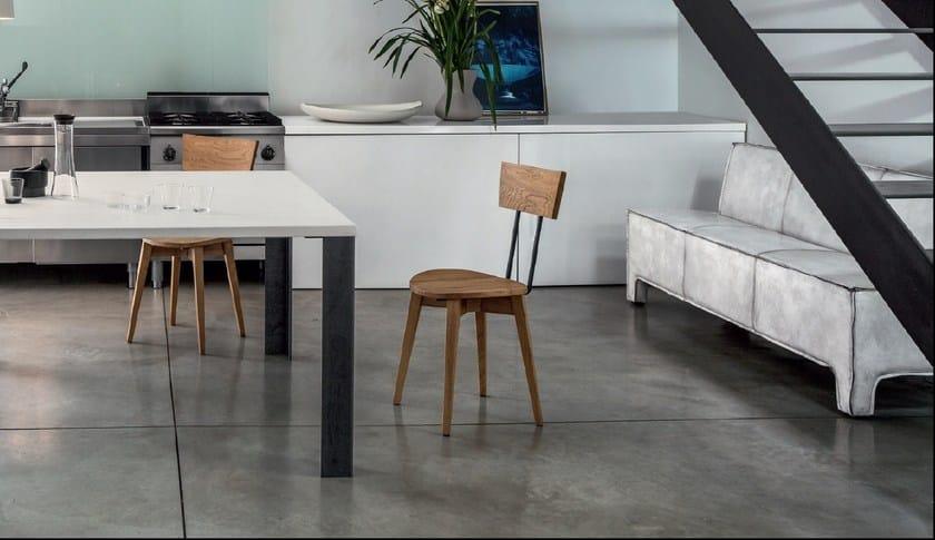 Sedia in legno ECLETTICA | Sedia - Devina Nais