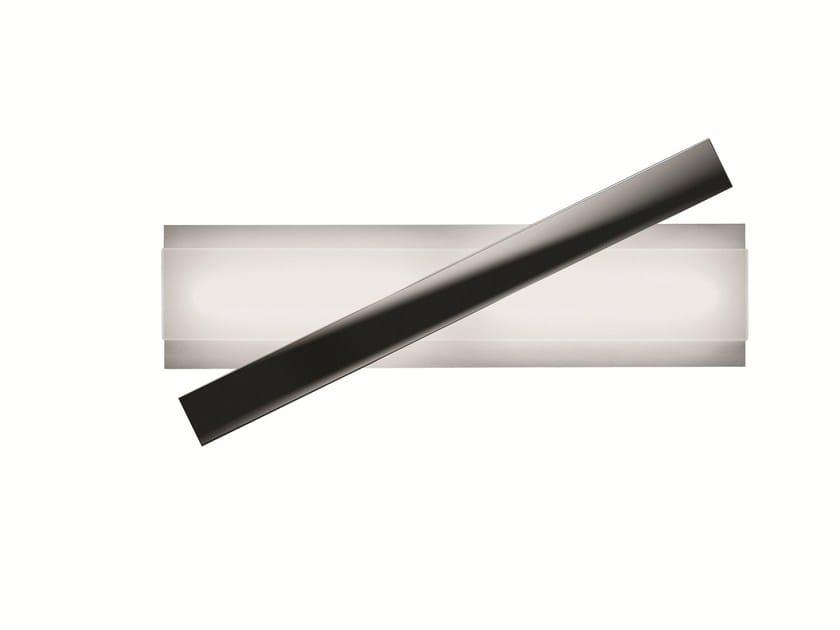 LED direct light powder coated aluminium ceiling lamp ECLIPS_S - Linea Light Group