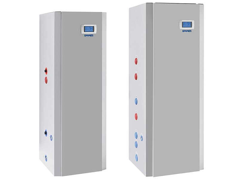 Air to water Heat pump ECO HOT WATER | Air to water Heat pump - EMMETI