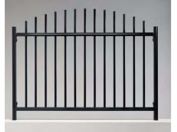 Bar steel and PVC Fence ECO MIX | Fence - SIAMESI by CASA ITALIA
