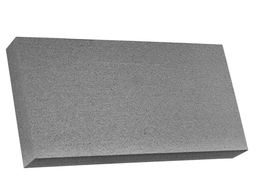 EPS thermal insulation panel ECO POR G031 - Isolconfort