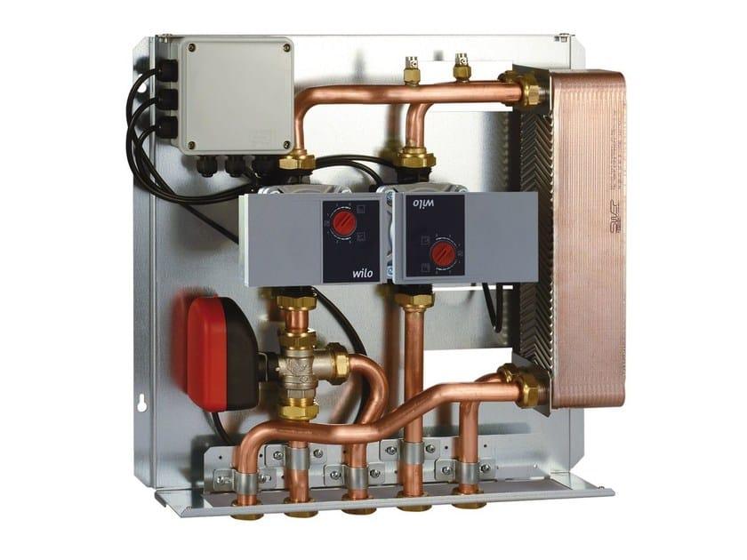 Unit di interfaccia tra termocamino e caldaia ecokam r - Montaggio termocamino ...