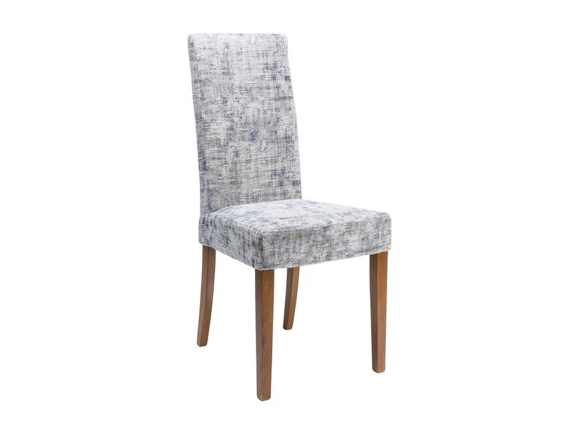 Fabric chair ECONO SLIM MARINA - KARE-DESIGN