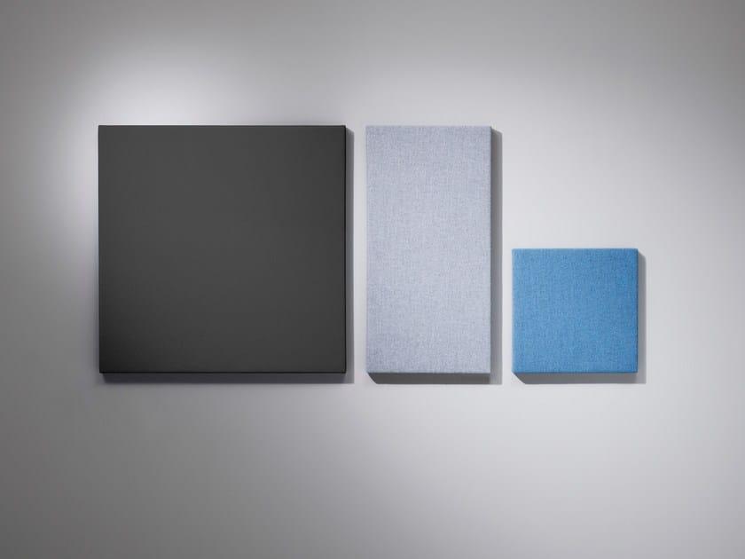 Felt decorative acoustical panels Edge Wall - Lintex