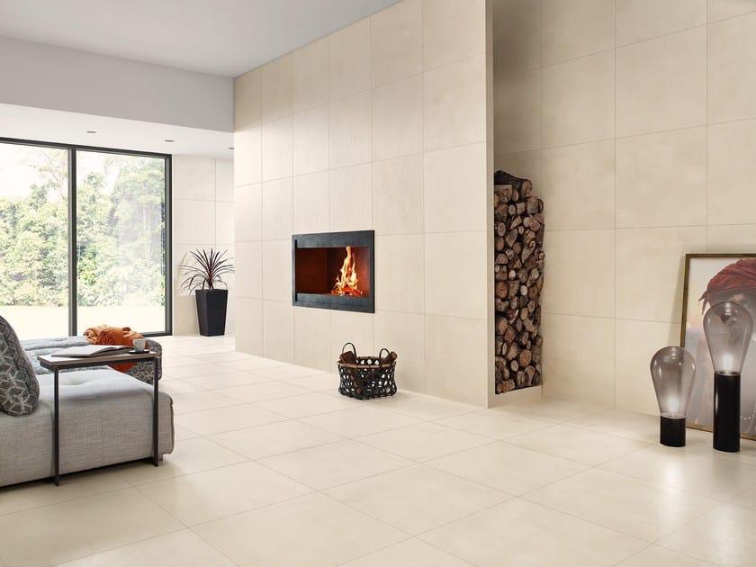 Porcelain stoneware wall/floor tiles EDGE - MARGRES CERAMIC TILES