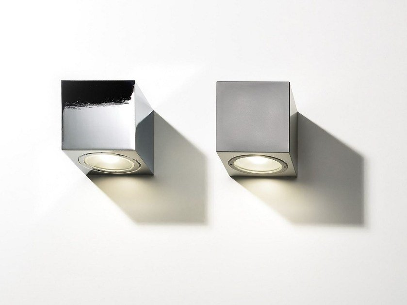 LED metal Wall Lamp EDGE | Wall Lamp - Olev by CLM Illuminazione