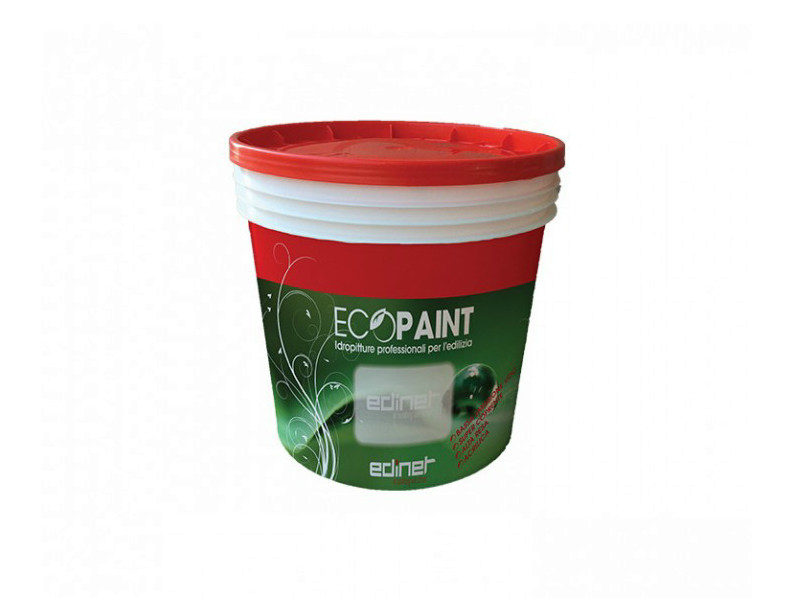 Washable water-based paint EDI QUARZ FINO by EDINET