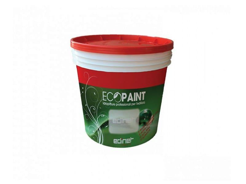 Washable water-based paint EDI SILOXAN - EDINET