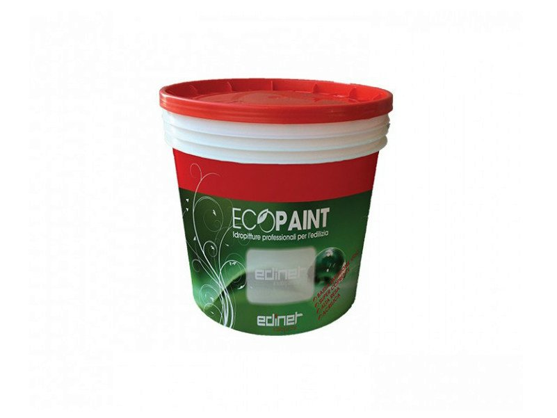 Breathable water-based paint EDI THERM by EDINET