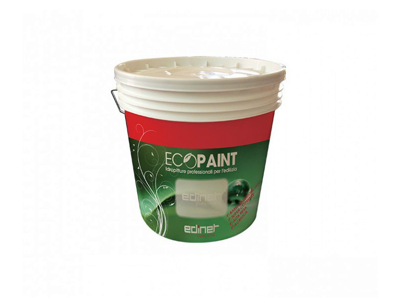 Breathable water-based paint EDITRASPIRA PLUS - EDINET