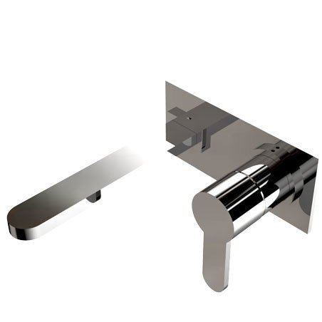 2 hole wall-mounted washbasin mixer EFFE | Wall-mounted washbasin mixer - Signorini Rubinetterie