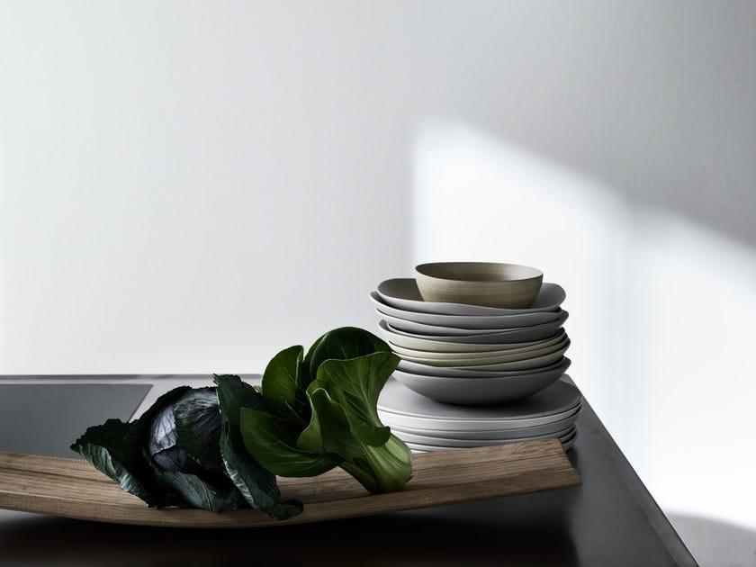 cuisine professionnelle en acier inoxydable ego mirror by. Black Bedroom Furniture Sets. Home Design Ideas